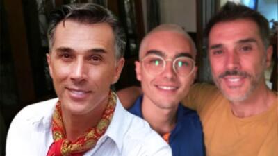 Los problemas quedaron atrás: Sergio Mayer envía cariñoso mensaje a su hijo