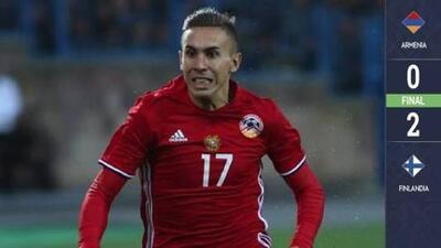 Armenia 0-2 Finlandia - GOLES Y RESUMEN - GRUPO J - ELIMINATORIAS – Eurocopa
