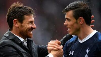 Villas-Boas asegura que el Tottenham no está dispuesto a oír ofertas por Bale