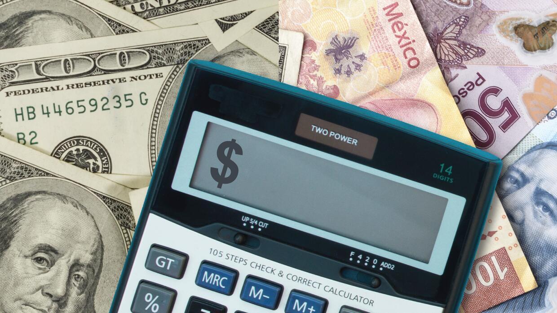 A Cuánto Está El Peso Mexicano