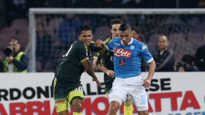 Nápoles empata con el Milan y pierde la ocasión de colocarse líder de la Serie A