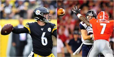 El futuro de los Steelers estaría en Delvin Hodges ¿Quién es su nuevo QB?