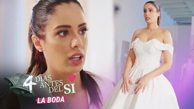 4 Días Antes del Sí: Aleyda vive la peor pesadilla de una novia | Capítulo 3