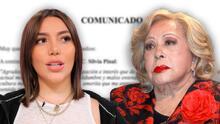 """""""Estoy para ti en todo momento"""": Silvia Pinal reacciona y le muestra su apoyo a su nieta Frida Sofía"""