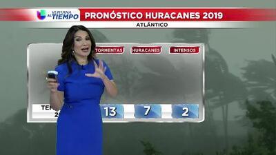 La temporada de huracanes inicia en junio