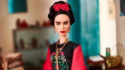 Mattel no tenía permiso, ni autorización, para convertir a Frida Kahlo en Barbie