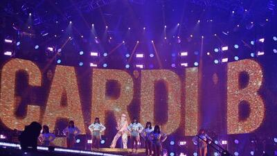 Cardi B broke attendance record for Houston Rodeo