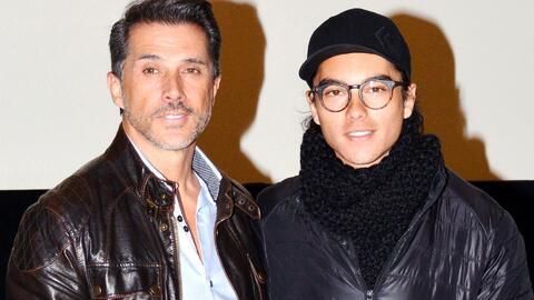 Sergio Mayer rompe el silencio y habla sobre la supuesta rehabilitación de su hijo