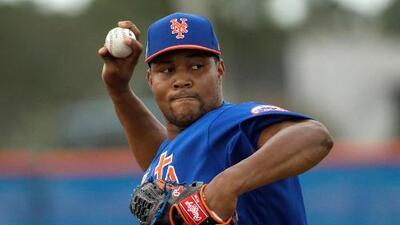 El relevista dominicano Jeurys Familia firma con los Mets por 3 años y $30 millones