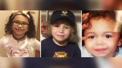 Sigue activa la alerta Amber por el secuestro de tres niños en Connecticut que podrían haber sido traídos a Texas