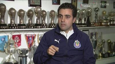 """Leaño: """"Que la gente se ilusione con Chivas"""""""
