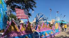 La apertura de la Feria Estatal de Texas