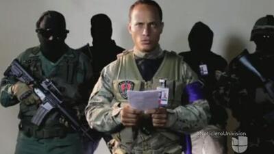 """""""Nadie dispara, esto es una entrega"""": radiotransmisión de la policía venezolana confirma que Óscar Pérez fue capturado con vida"""