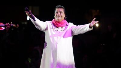 El mensaje que dejó Juan Gabriel en su último concierto