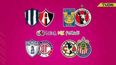 Así quedó la liguilla de la Liga MX Femenil en el Apertura 2019