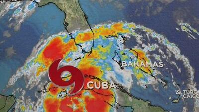 Vigilancia de inundaciones para condados del sur de Florida por la tormenta tropical Philippe