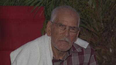 """""""Diosito les va a pagar lo que hicieron conmigo"""": Mexicano de 93 años brutalmente golpeado con un ladrillo"""
