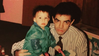 Eugenio Derbez dedicó emotivas palabras a Vadhir por su cumpleaños