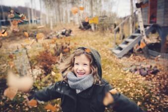 15 ideas para celebrar el otoño con los hijos (que no requieren calabazas)