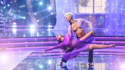 Clarissa Molina demuestra cuán lejos va en la competencia con este baile contemporáneo