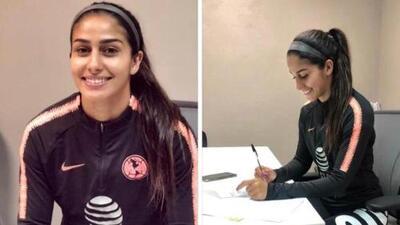 Ex jugadora de Chivas es el primer refuerzo del América Femenil