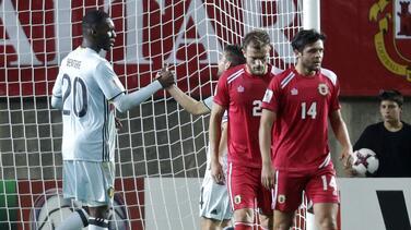 El belga Benteke marca el gol más rápido de la historia de los Mundiales