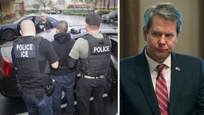 Gobernador Kemp veta ley SB 15 que alarmaba a inmigrantes de Georgia