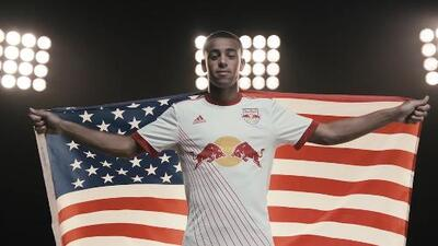 Tyler Adams, revelación de N.Y. Red Bulls y selección de Estados Unidos, rumbo a la Bundesliga