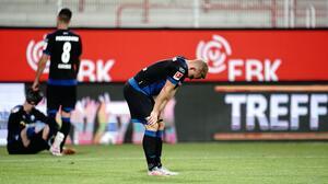 Se consumó: Paderborn, primer equipo descendido tras la pandemia