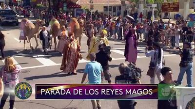 Así fue el 49º 'Desfile de los Tres Reyes Magos' en la calle ocho de Miami