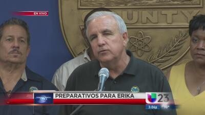 Erika podría debilitarse durante su paso por República Dominicana