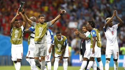 A pesar de la derrota 3-0, expertos calificaron de decoroso el debut de Panamá en el Mundial
