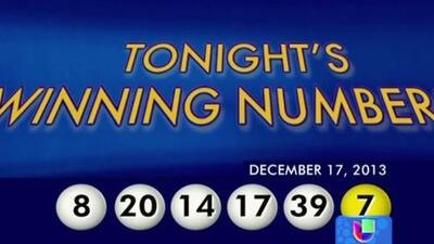 Dos millonarios más en el país después del gran sorteo de lotería de 'Mega Millions'
