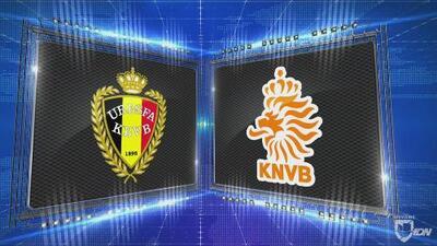 Bélgica 1-1 Holanda - GOLES Y RESUMEN – Amistoso