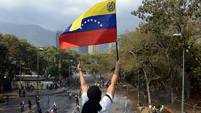 Así se viven las protestas en Venezuela con #12M