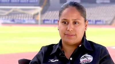 Luza Esparza, la líder de La Manada y única mujer Presidenta de un club en la Primera División