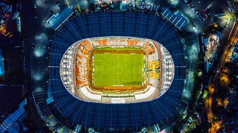 ¡Grande entre los grandes! El Estadio Azteca, de México para el Mundo