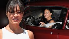 "Michelle Rodríguez puso una dura condición para seguir en 'The Fast and The Furious"""