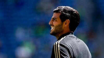 Carlos Vela mantiene el ritmo para superar el récord goleador en MLS fijado por Josef Martínez
