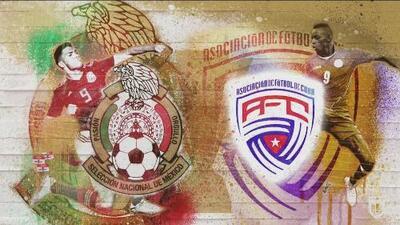 México 7-0 Cuba - RESUMEN Y GOLES - Grupo A - Concacaf Copa Oro