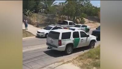 Captan presunta balacera mortal que involucra a agentes fronterizos en Rio Bravo, Texas