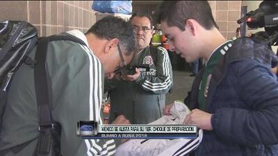 San Antonio se prepara para el encuentro México vs Bosnia