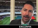 """Para De Luisa, Tata llamó a Funes Mori porque deben tener """"a los mejores"""""""