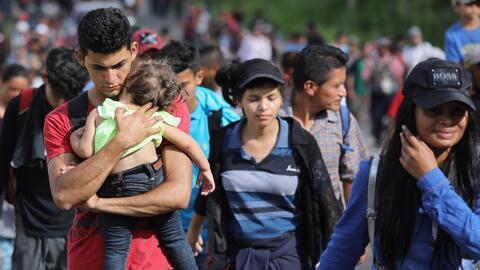 Funcionarios de derechos humanos en Guatemala exigen mayor protección para los migrantes