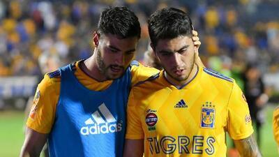 """Francisco Venegas, juvenil de Tigres admite que """"hay puntitos que mejorar para ver a un mejor Tigres"""""""