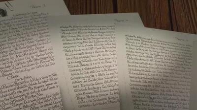 Unas cartas salvaron a un joven puertorriqueño de pasar más de un siglo en prisión
