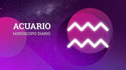 Niño Prodigio - Acuario 7 de junio 2018