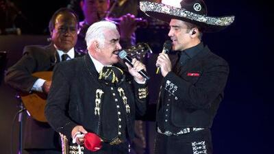 'El Potrillo' suspende nuevo disco por problemas de salud de Vicente Fernández