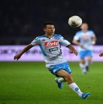Con el Chucky de titular, el Napoli empató contra el Torino