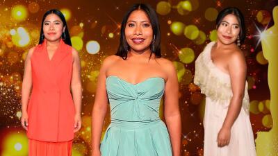 Yalitza Aparicio aún no sabe qué vestirá para los Oscar